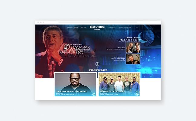 Bluenote Jazz Clubs