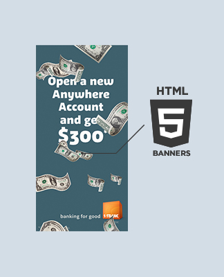 HTML 5 Banner Development
