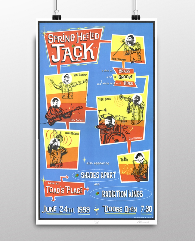 Spring Heeled Jack USA